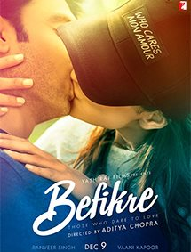 Befikre: Those Who Dare To Love Movie Wallpapers