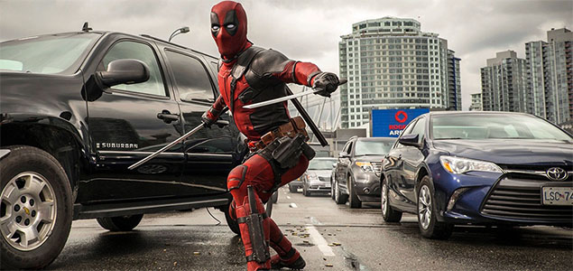 Deadpool - New Images