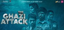 'Ghazi Attack' mints over Rs 15.75 crore