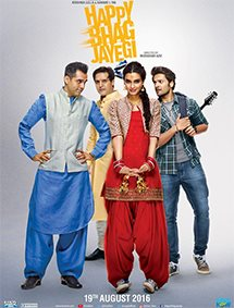Happy Bhag Jayegi Movie Pictures