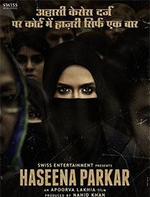 All about Haseena Parkar