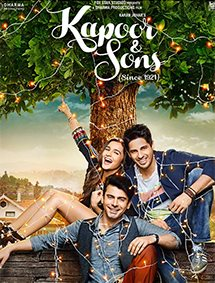 Kapoor & Sons Movie Wallpapers