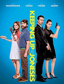 Keeping Up with the Joneses Movie Pictures