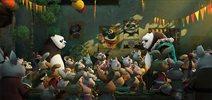 Teaser #1 - Kung Fu Panda 3