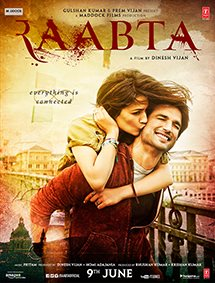 Raabta Movie Wallpapers