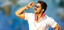 Allu Arjun turns Gabbar Singh way
