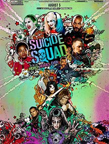 Suicide Squad Movie Pictures