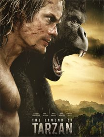 The Legend of Tarzan Movie Pictures
