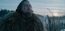 Leonardo DiCaprio reveals his eyes froze shut at minus 40 degrees shooting 'The Revenant'