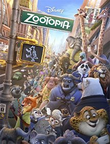 Zootopia Movie Wallpapers