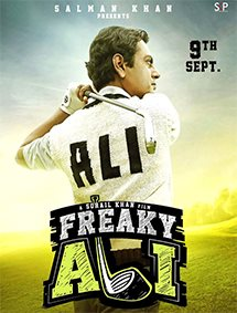 Freaky Ali Movie Pictures