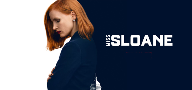 Miss Sloane Review