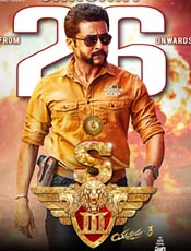 Singham-3 Movie Pictures