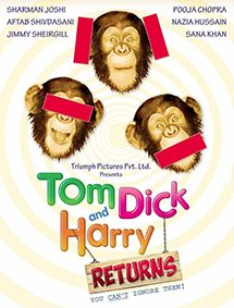 Tom Dick And Harry Returns Movie Pictures