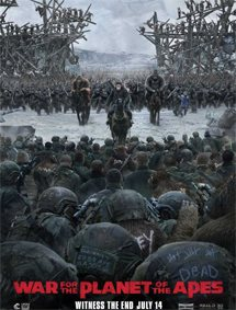 All about War for the Planet of the Apes