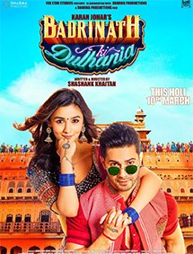 Badrinath Ki Dulhania Movie Pictures