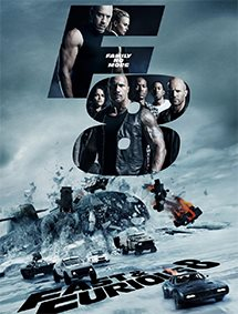 The Fate of the Furious Movie Pictures