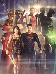 All about Justice League