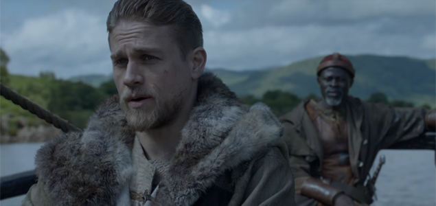 King Arthur: Legend of the Sword - Official Trailer