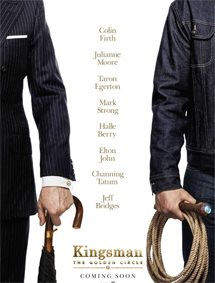 All about Kingsman: The Golden Circle