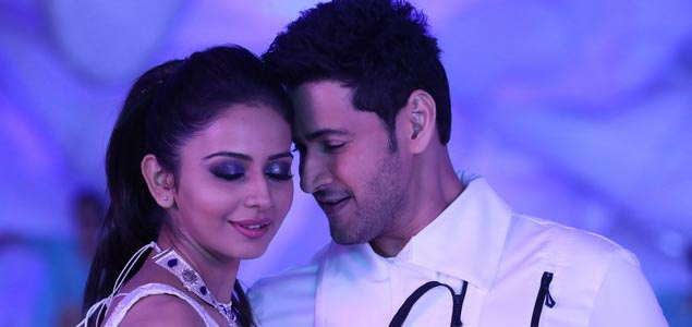 Haali Haali Song from Spyder