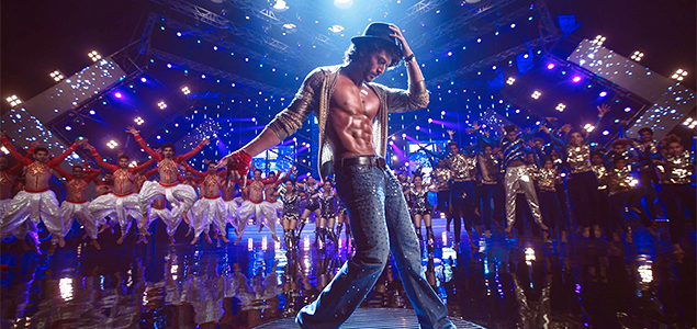 Tiger Shroff in 'Munna Michael' - Pictures