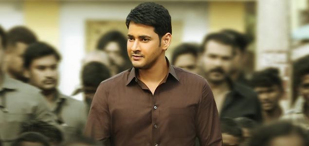 Massive Temple Set for Bharat Ane Nenu