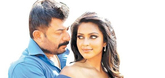 Arvind Swamy & Amala Paul in 'Bhaskar Oru Rascal' - New Stills