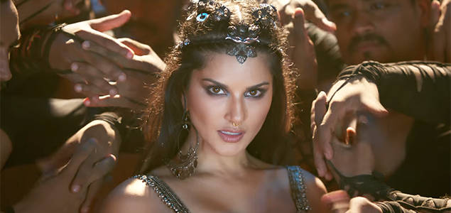 Sunny Leone in 'Bhoomi' - Song Promo
