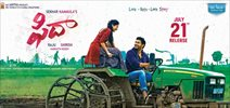 Fidaa First Weekend Collections