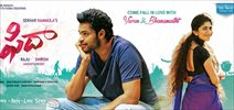 Fidaa First Day Collections