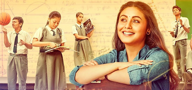 Oye Hichki song from 'Hichki'