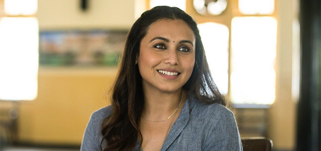 Rani Mukerji in Hichki - Movie Stills