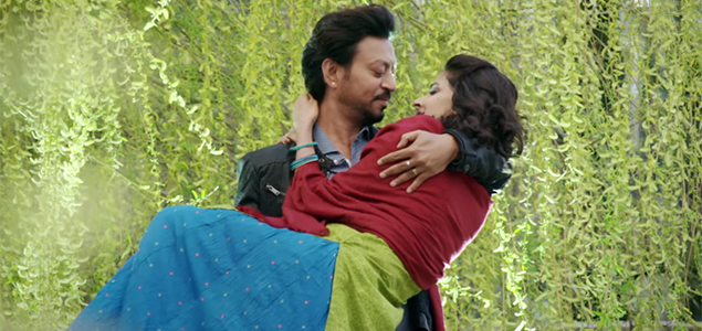 Irrfan khan & Saba Qamar in 'Hindi Medium' - Song Promo