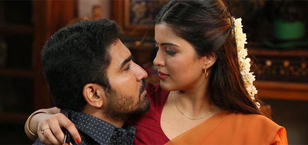 Vijay Antony & Anjali in 'Kaali'- New Stills