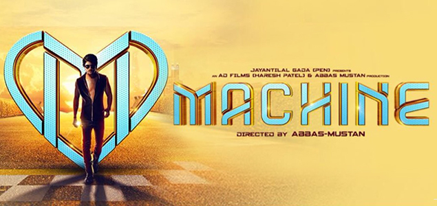 First Look Poster of Abbas-Mustan's new film 'Machine', Introducing Mustafa.