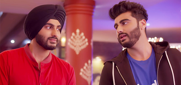Arjun Kapoor in 'Mubarakan' - New Trailer