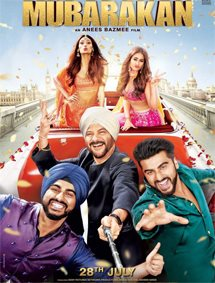 All about Mubarakan