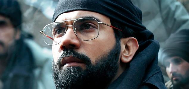 Rajkummar Rao in 'Omerta' - Pictures