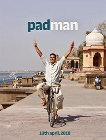 All about PadMan