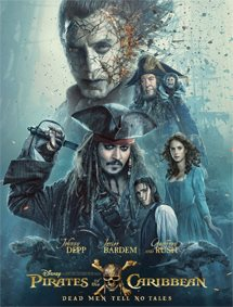 All about Pirates of the Caribbean: Dead Men Tell No Tales