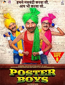 All about Poster Boys