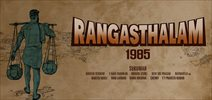 5 Crore Village Set for Rangasthalam 1985