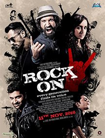 All about Rock On 2