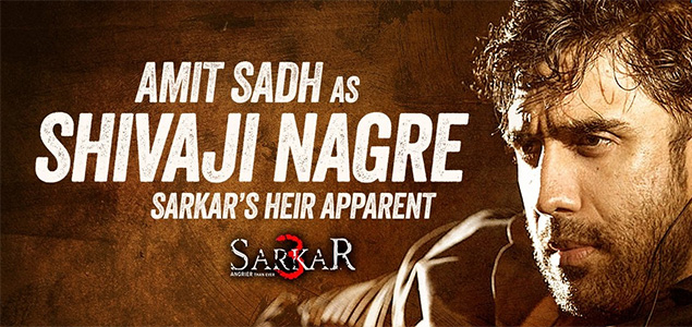 Introducing Shivaji Nagre - Sarkar 3