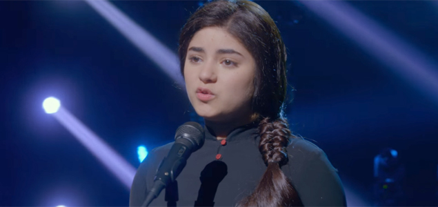 Zaira Wasim in 'Secret Superstar' - Song Promo
