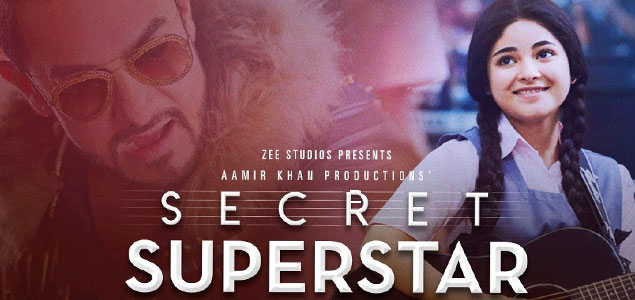 Secret Superstar  Showtimes