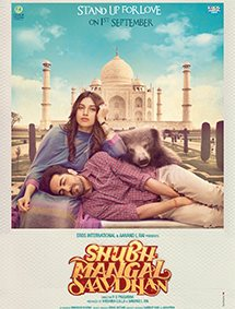 Shubh Mangal Saavdhan Movie Pictures
