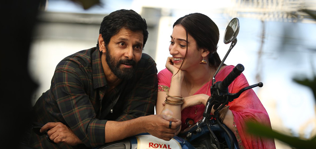 Vikram & Tamannaah in 'Sketch' - Stills