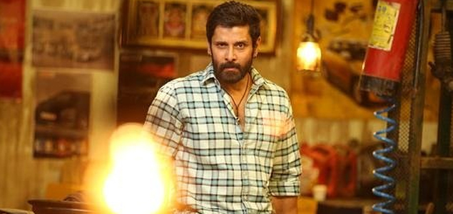 Vikram in 'Sketch' - New Stills